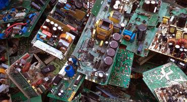 Odpadna elektromska oprema